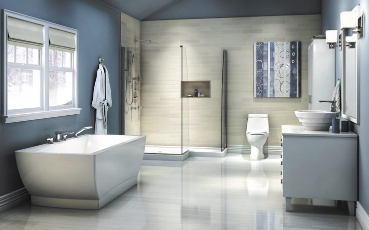 Inspiration produits neptune for Produit salle de bain