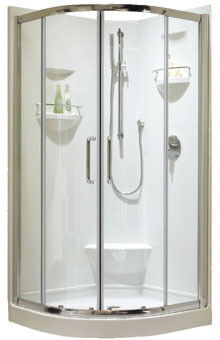 Belgrade tf90 portes de douche produits neptune for Installer porte de douche