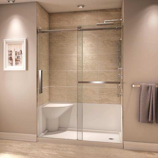 koya 3260 shower bases produits neptune. Black Bedroom Furniture Sets. Home Design Ideas